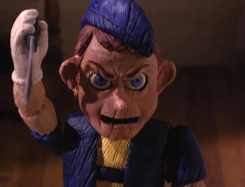 October Horror Movie Challenge: PINOCCHIO'S REVENGE (1996 ...